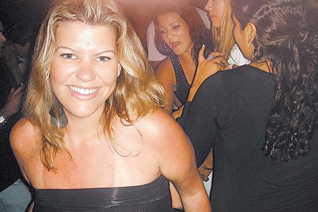 Tatiana morreu aos 29 anos. Ela foi operada por Lamy e teve falência múltipla dos órgãos Foto:  Divulgação