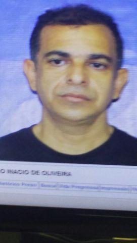 Sérgio Inácio de Oliveira, 46, vulgo Batata, tentou subornar PMs