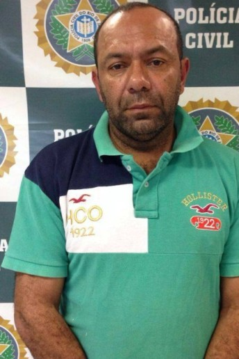 O homem que foi preso acusado de roubar a ex-namorada Foto: Divulgação/Polícia Civil
